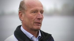 Pensionerade kommendören Jyrki Berner är specialist på undervattensövervakning.