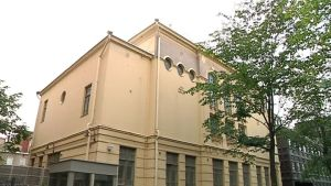 Synagogan i Helsingfors