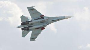 Suchoj su-27 jaktplan