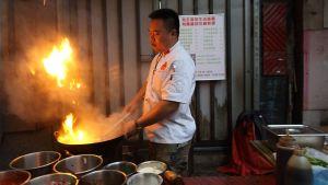 Kinesiska kock wockar