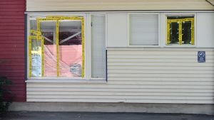 Fönstren i ett daghem i Esbo vandaliserades natten mellan måndag och tisdag