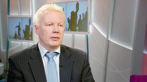 Kriminalkommissarie Jouko Ikonen.