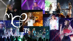 Collage av bilder från MGP 2016.