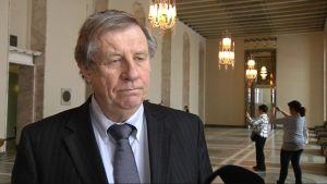Riksdagsledamot Eero Lehti.