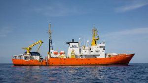 Fartyget Aquarius