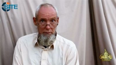 Svensk uppges vara kidnappad i mali