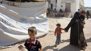 syriska flyktingar,