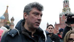 Boris Nemtsov, dödad rysk oppositionspolitiker