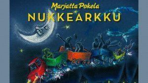Anna Manner on kuvittanut Nukkearkku-levyn.