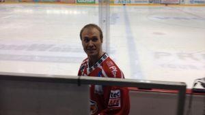 Jake Newton, back i Vasa Sport.