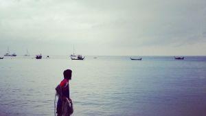 fiskare på koh lanta