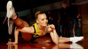 Maija Keurulainen, kilpa-aerobic