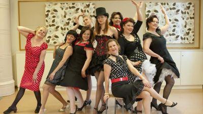 Kouvolalainen tanssiryhmä Cougars on mukana SuomiLOVEn kolmannella kaudella.