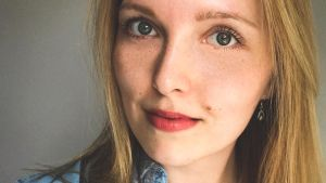 Yle Östnylands reporter Fredrika Sundén