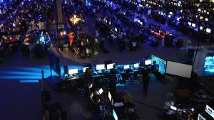 Viime vuonna Lantrek tapahtumaan osallistui lähes 1500 peleistä kiinnostunutta.