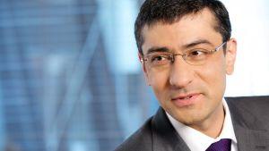 Rajeev Suri är ny vd för Nokia från 1 maj 2014.