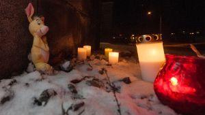 En mamma misstänks ha dräpt sina två barn i Kuopio.