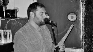 Petar Matovic läser dikter