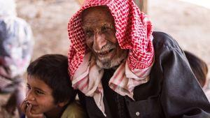 beduiner, jordandalen,