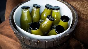 Organisk och biodynamisk mat har blivit allmänt tillgänglig runt om i landet.