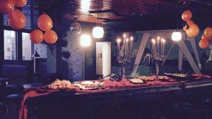 Marja Hintikka Live yllätti Halloween-juhlilla