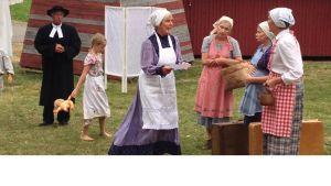 Pjäsen Tillsammans hem -Yhdessä kotiin i Sjundeå
