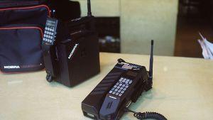 Nokian vanha puhelin