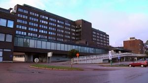 kymmenedalens centralsjukhus