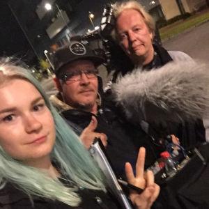 Elossa 24h kuvausryhmä Helsingissä