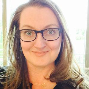 Minna Leigh är en Vegas sommarpratare 2015. Hon valdes av lyssnarna.