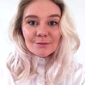 Lina Raunio, webbredaktör