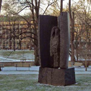 Staty av Arvidsson i Åbo