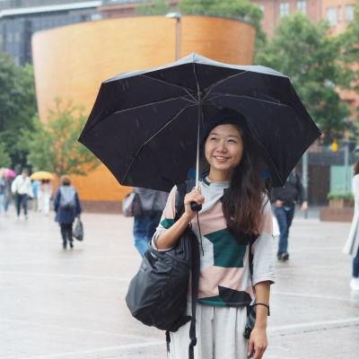 Hikari Yamanokuchi reser världen runt för att träffa mor- och farmödrar