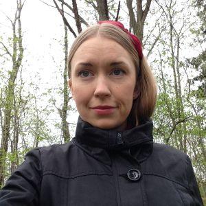 Webbredaktör Pernilla Haglund