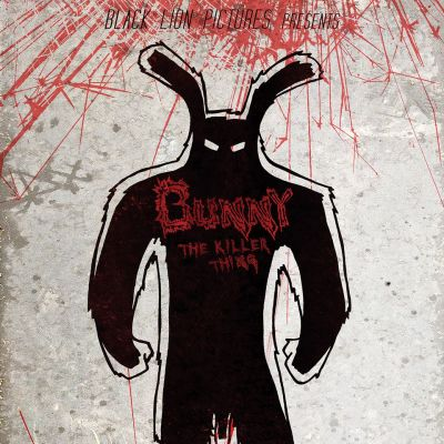 Bunny the killer thing -mainosjuliste.