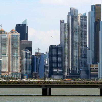 Panaman kaupunki.