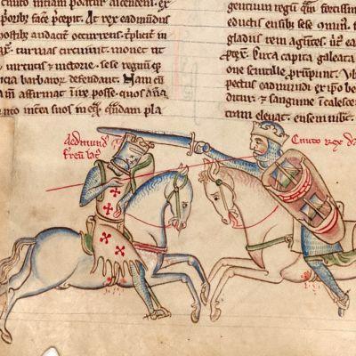 Keskiajan taidetta