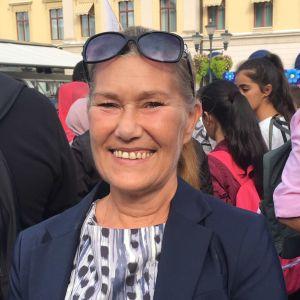 Porträttbild på Catharina Ambelin.
