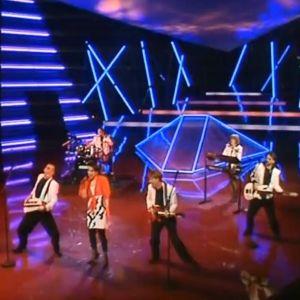 Jugoslaviska Riva tog hem segern i Eurovisionen år 1989.