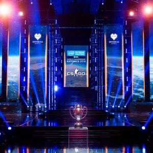 Katowicessa pelataan minor- ja major-turnaukset.