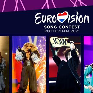 Toisessa semifinaalissa esiintyvät Euroviisu-edustajat Bulgaria, Islanti, San Marino, Suomi sekä Sveitsi.