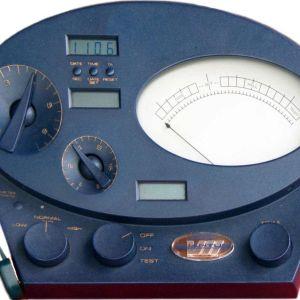 En e-mätare som används vid auditeringar