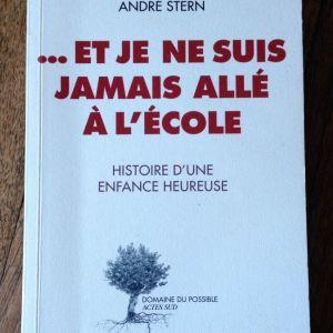 André Stern on kirjoittanut kirjan lapsuudestaan