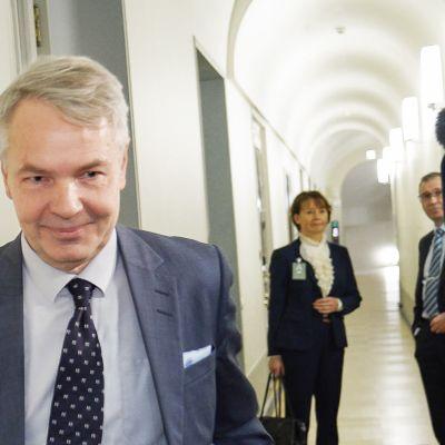 Pekka Haavisto.