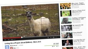 Getvideorna tar över Youtube.