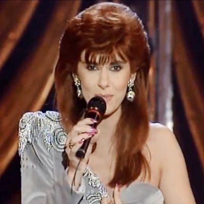 Irländska Linda Martin tog hem vinsten i Eurovisionen år 1992.