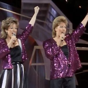 Bobbysocks tog hem Eurovisionssegern år 1985 för Norge.