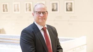Stefan Borgman är ny ordförande för Meto, skogsbranschens experter