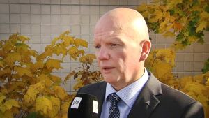 Tero Vauraste förnekar att bolaget skulle ha kommunicerat via textmeddelanden