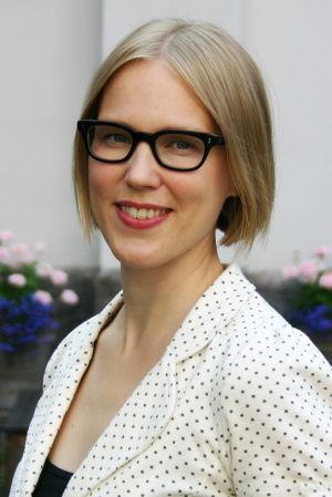 Venla Berg, forskare och psykolog vid Befolkningsförbundet